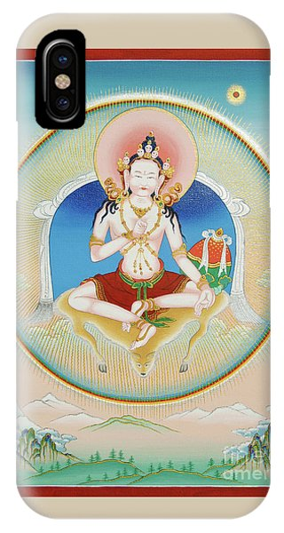 Garab Dorje IPhone Case