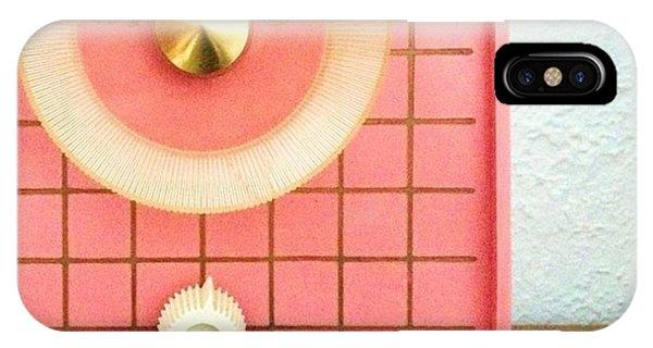 Vintage iPhone Case - Garage Sale Find...a 60s Pink Radio! by Blenda Studio