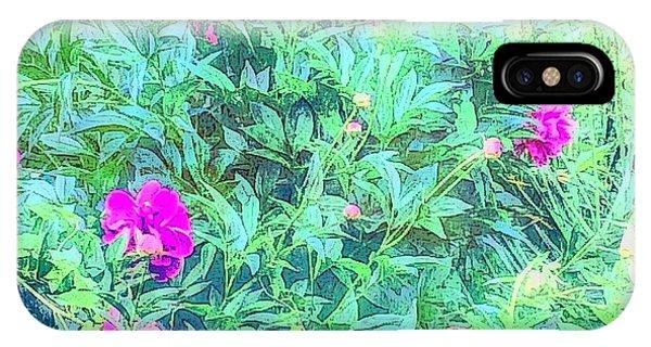 Garden 1 IPhone Case
