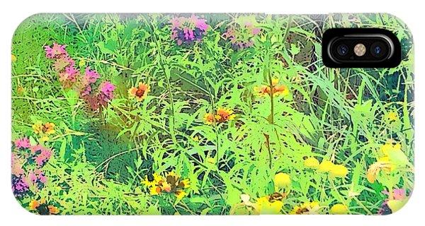 Garden 3 IPhone Case