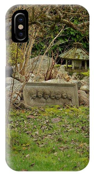 Garden Babies IPhone Case