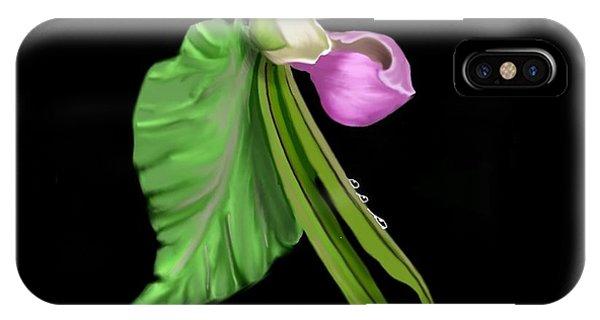 Garden Bean IPhone Case