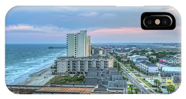 Garden City Beach IPhone Case