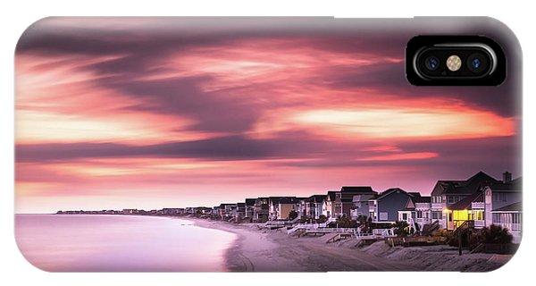 Carolina iPhone Case - Garden City Sunset by Ivo Kerssemakers