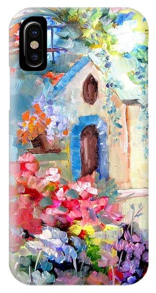 Garden Door  IPhone Case