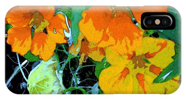 Garden Flavor IPhone Case