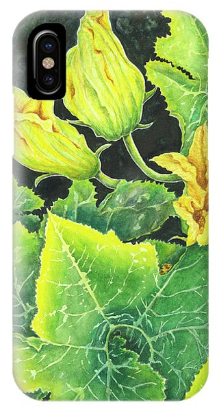 Garden Glow IPhone Case