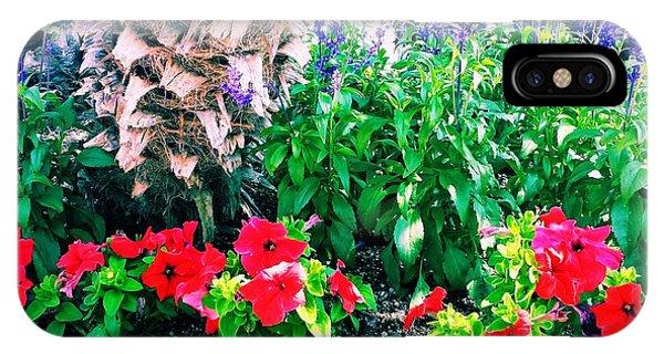 Garden Landscape 2 Version 1 IPhone Case