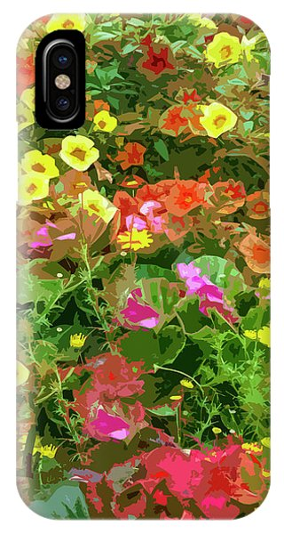 Garden Of Color IPhone Case