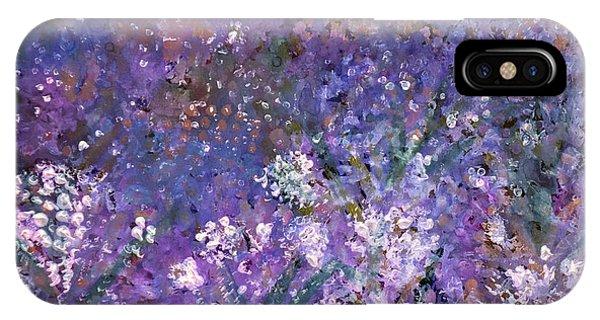 Garden Of Eden Painting IPhone Case