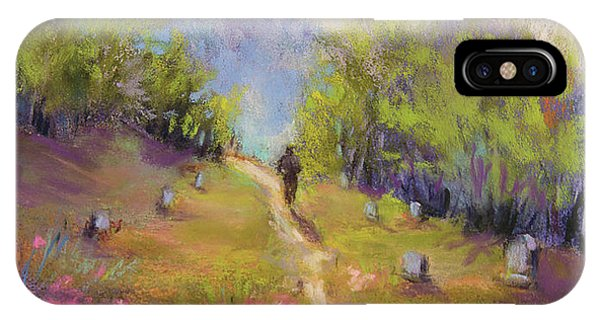 Garden Of Stone IPhone Case
