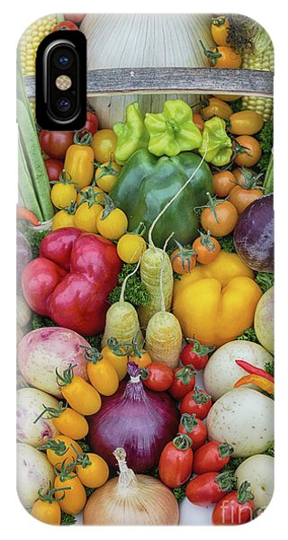 Garden Produce IPhone Case