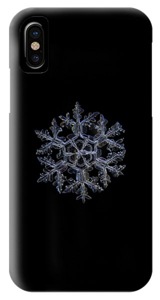 Gardener's Dream, Dark On Black Version IPhone Case