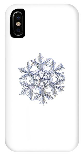 Gardener's Dream, White Version IPhone Case