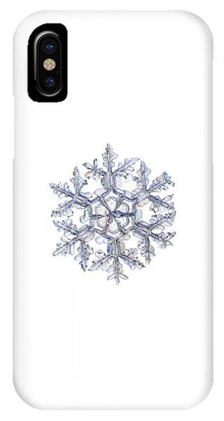 Gardener's Dream, White Version IPhone Case