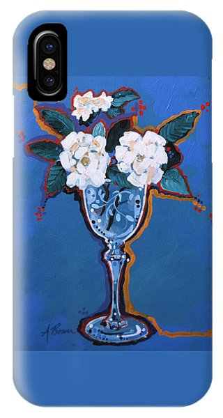 Gardenias IPhone Case