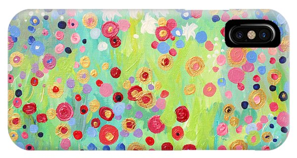 Garden's Delight IPhone Case