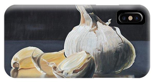 Garlic I IPhone Case