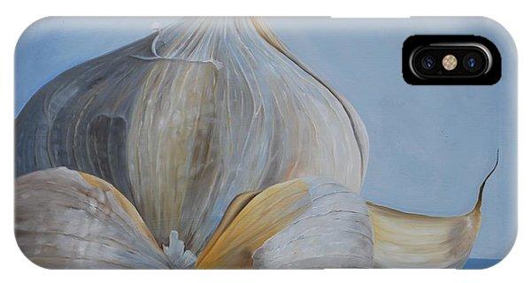 Garlic IIi IPhone Case