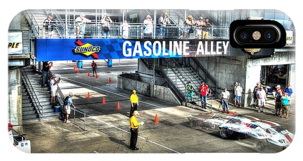 Gasoline Alley 2015 IPhone Case