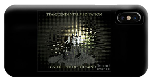 Gatekeeper Of The Mind IPhone Case