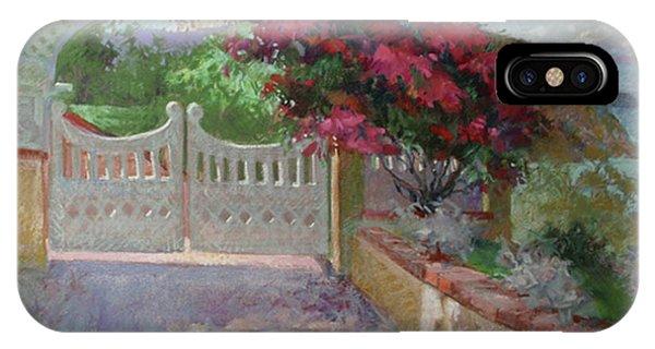 Betty Billups iPhone Case - Gateway Splendor - Catalina Island by Betty Jean Billups