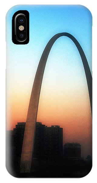 Gateway To The West IPhone Case