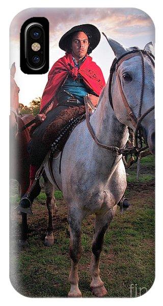 Gaucho Argentino IPhone Case