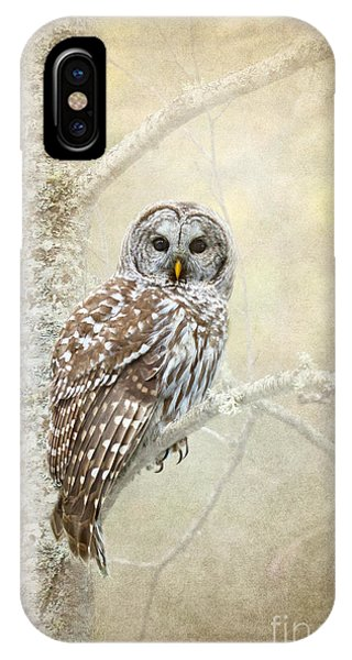 Guardian Of The Woods II IPhone Case
