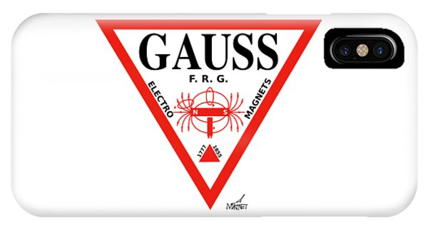 Gauss IPhone Case