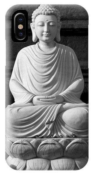 Gautam Buddha IPhone Case