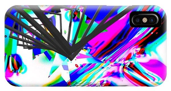 iPhone Case - Gel Art #18-3.0 by Jack Eadon