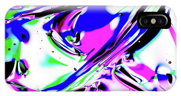 iPhone Case - Gel Art#18 by Jack Eadon