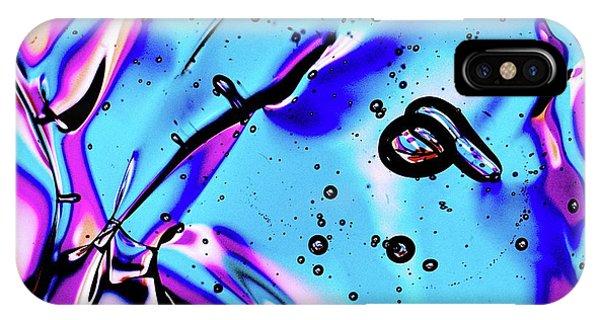 iPhone Case - Gel Art #24 by Jack Eadon