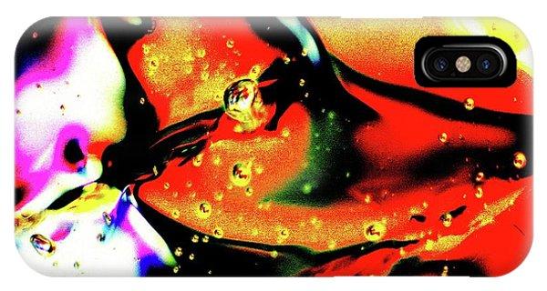 iPhone Case - Gel Art #25 by Jack Eadon