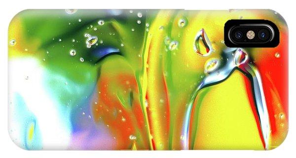 iPhone Case - Gel Art #27 by Jack Eadon