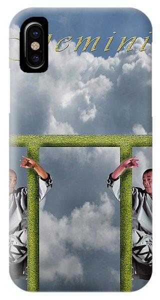 Gemini IPhone Case