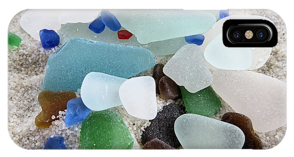 Gems From The Sea IPhone Case