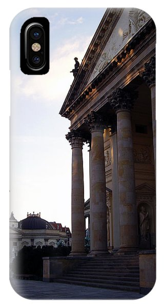 Gendarmenmarkt IPhone Case