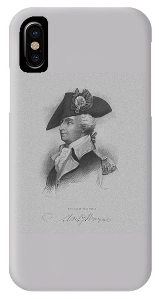 General Anthony Wayne IPhone Case