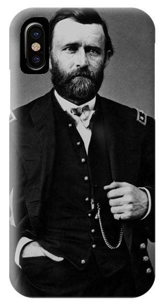 General Grant During The Civil War IPhone Case