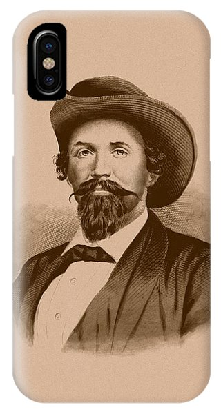 Cavalry iPhone Case - General John Hunt Morgan by War Is Hell Store
