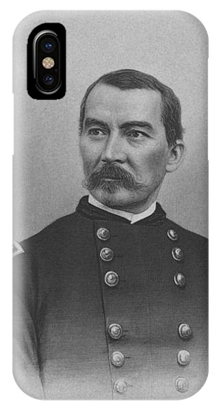 Cavalry iPhone Case - General Philip Sheridan by War Is Hell Store