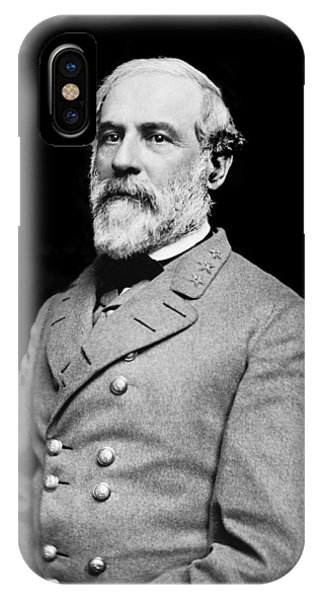 General Robert E Lee - Csa IPhone Case