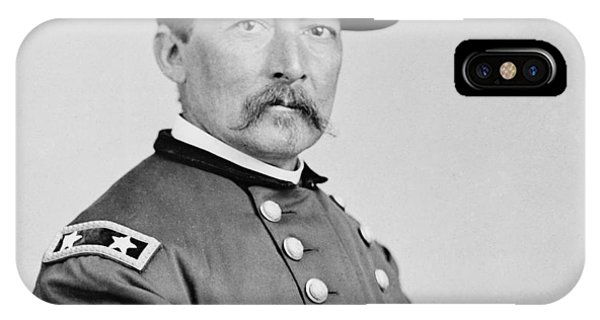 Leader iPhone Case - General Sheridan by War Is Hell Store
