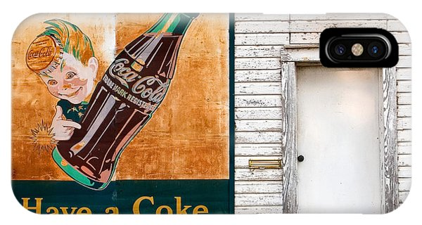 General Store Causeyville Ms IPhone Case