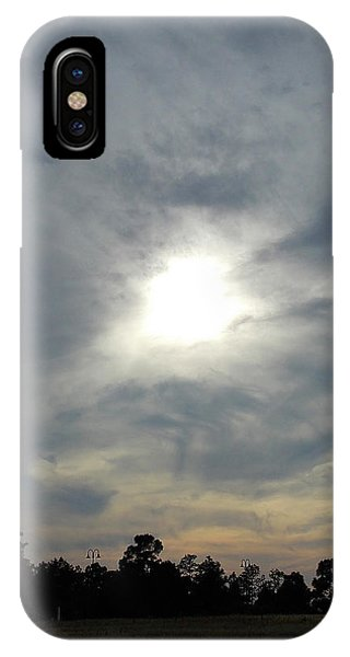 Genesis On The Seventh Day IPhone Case