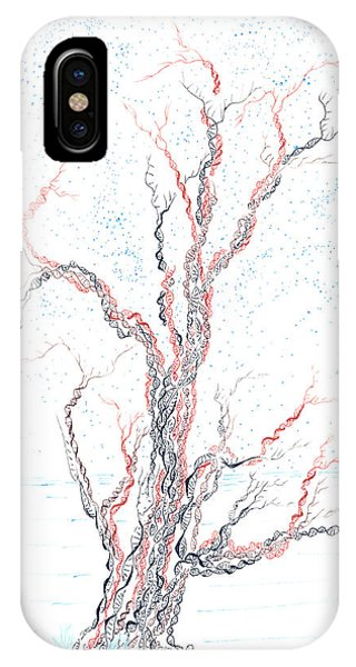 Genetic Branches IPhone Case