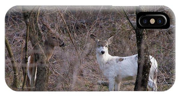 Genetic Mutant Deer IPhone Case