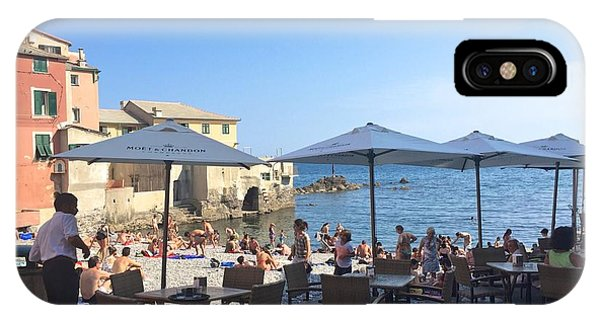 Genova, Boccadasse IPhone Case